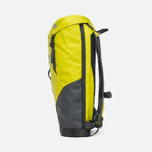 Рюкзак The North Face Base Camp Citer Yellow/Grey фото- 2