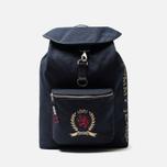 Рюкзак Tommy Jeans Crest Heritage Dark Sapphire фото- 0