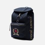 Рюкзак Tommy Jeans Crest Heritage Dark Sapphire фото- 1