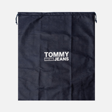 Рюкзак Tommy Jeans Heritage Leather Large Flag Black фото- 10