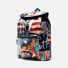 Рюкзак Tommy Jeans Heritage Print Americana фото- 1