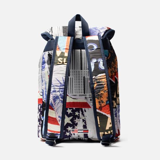 Рюкзак Tommy Jeans Heritage Print Americana