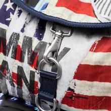 Рюкзак Tommy Jeans Heritage Print Americana фото- 5