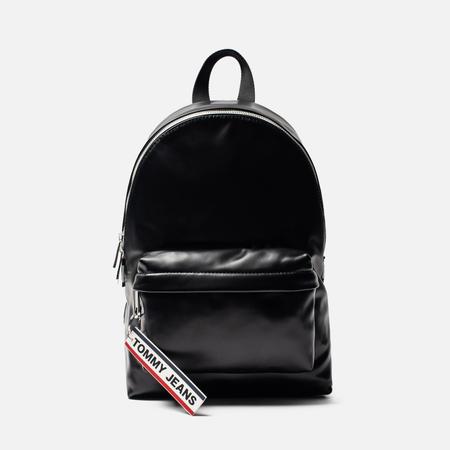 Рюкзак Tommy Jeans Logo Tape Mini Black
