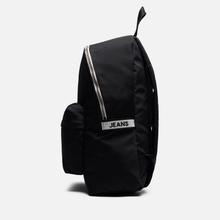 Рюкзак Tommy Jeans Logo Tape Small Nylon Black фото- 2