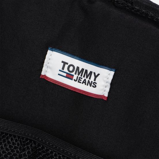 Рюкзак Tommy Jeans Logo Tape Small Nylon Black
