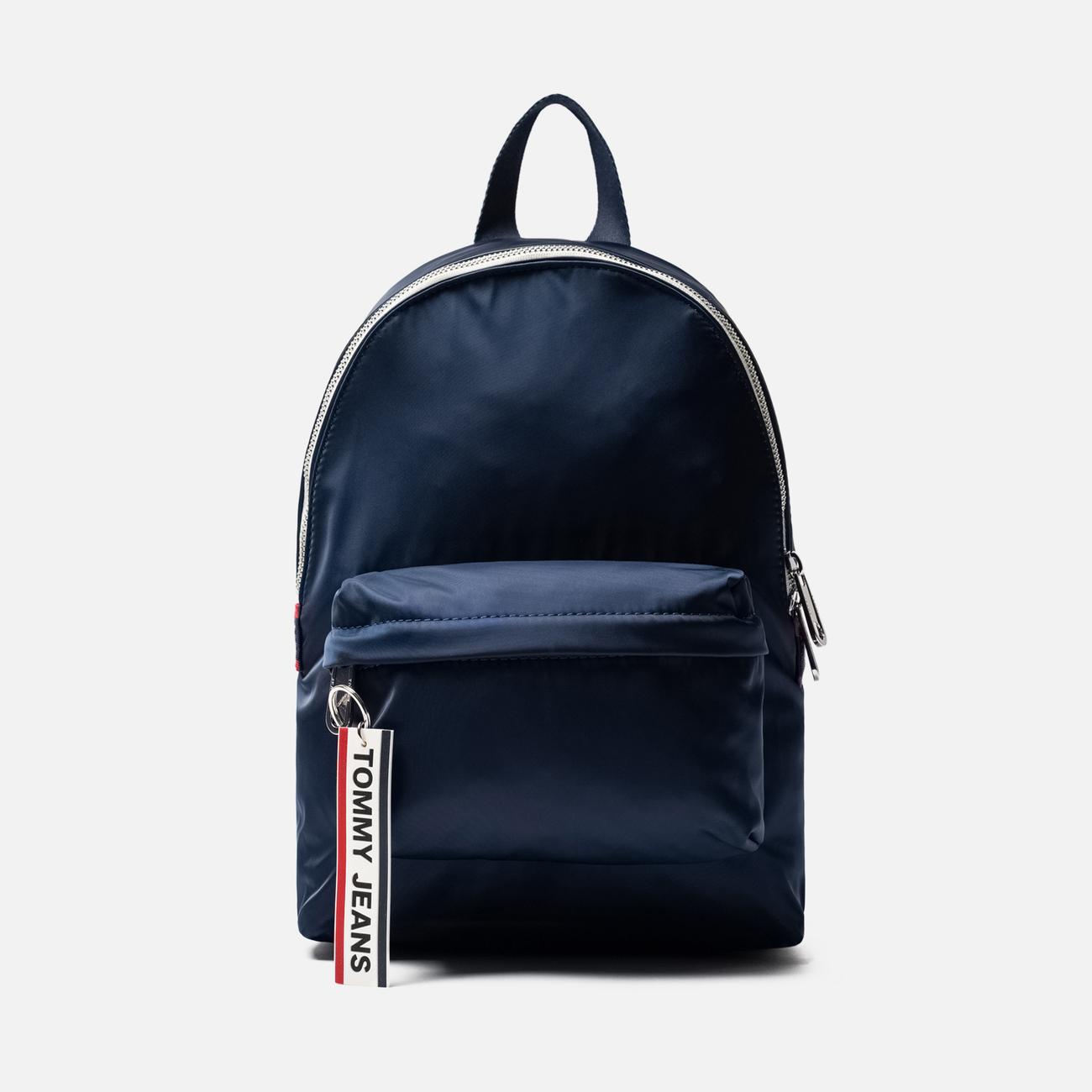 Рюкзак Tommy Jeans Logo Tape Small Nylon Black Iris