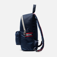 Рюкзак Tommy Jeans Logo Tape Small Nylon Black Iris фото- 2