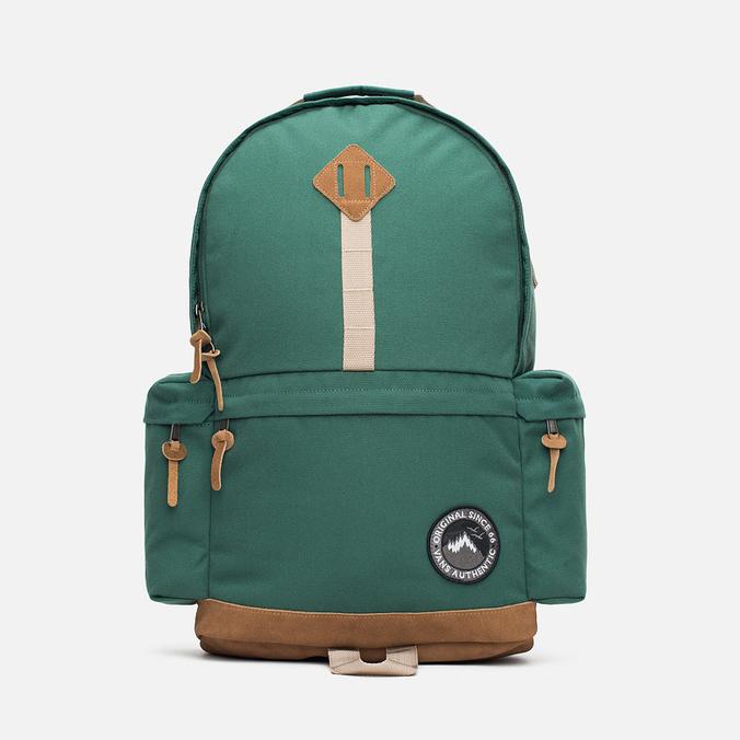Vans Alpe D Huez Backpack Trekking Green/Brown