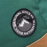 Vans Alpe D Huez Backpack Trekking Green/Brown photo- 5