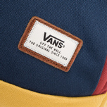 Рюкзак Vans Skooled Russet Colorblock Red/Navy/Yellow фото- 4