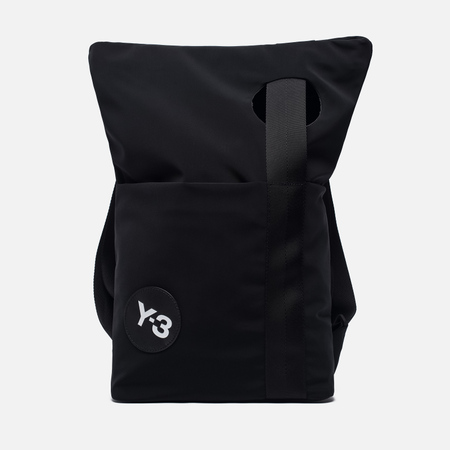 Рюкзак Y-3 Logo Deboss Black