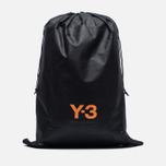 Рюкзак Y-3 Qasa Leather Black фото- 10