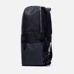 Рюкзак Y-3 Qasa Leather Black фото- 2