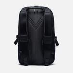 Рюкзак Y-3 Qasa Leather Black фото- 3