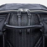 Рюкзак Y-3 Qasa Leather Black фото- 4