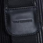 Рюкзак Y-3 Qasa Leather Black фото- 5