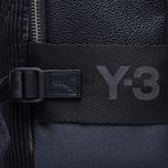 Рюкзак Y-3 Qasa Leather Black фото- 6