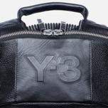 Рюкзак Y-3 Qasa Leather Black фото- 7