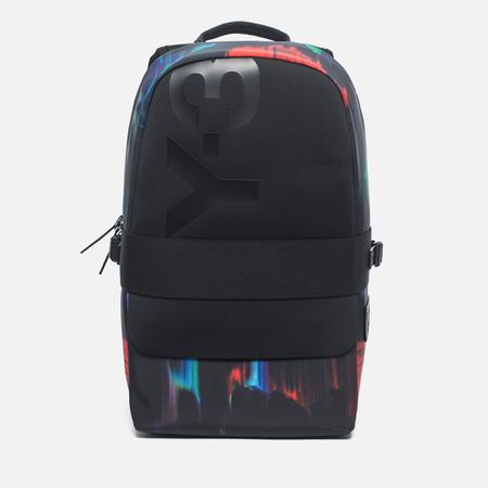 Y-3 Qasa Print Detritus Backpack Black
