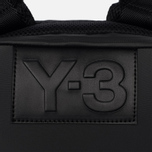 Рюкзак Y-3 Qasa Small Moulded Logo Steel Grey фото- 8