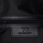 Рюкзак Y-3 Qasa Small Moulded Logo Steel Grey фото- 9