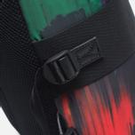 Y-3 Qasa Small Print Detritus Backpack Black photo- 5