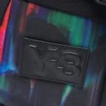 Y-3 Qasa Small Print Detritus Backpack Black photo- 6