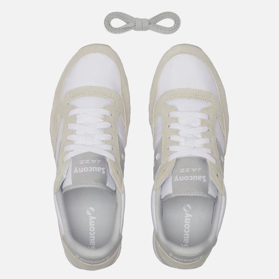 Мужские кроссовки Saucony Jazz Original White/Grey