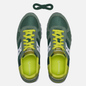 Мужские кроссовки Saucony Shadow Original Green/White/Yellow фото - 1