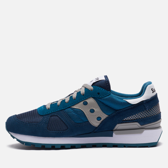 Мужские кроссовки Saucony Shadow Original Blue/Navy