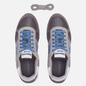 Мужские кроссовки Saucony Shadow Original Grey/Blue/Brown фото - 1