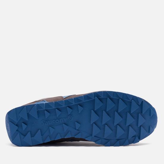 Мужские кроссовки Saucony Shadow Original Grey/Blue/Brown