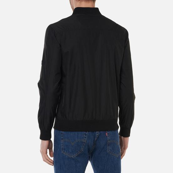 Мужская куртка бомбер Peaceful Hooligan Vulcan Black
