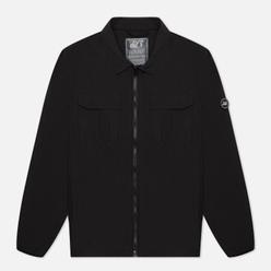 Мужская рубашка Peaceful Hooligan Page Overshirt Black