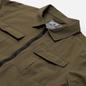 Мужская рубашка Peaceful Hooligan Page Overshirt Khaki фото - 1