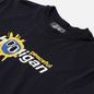 Мужская футболка Peaceful Hooligan Scream Navy фото - 1