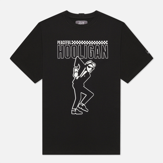 Мужская футболка Peaceful Hooligan Special Black