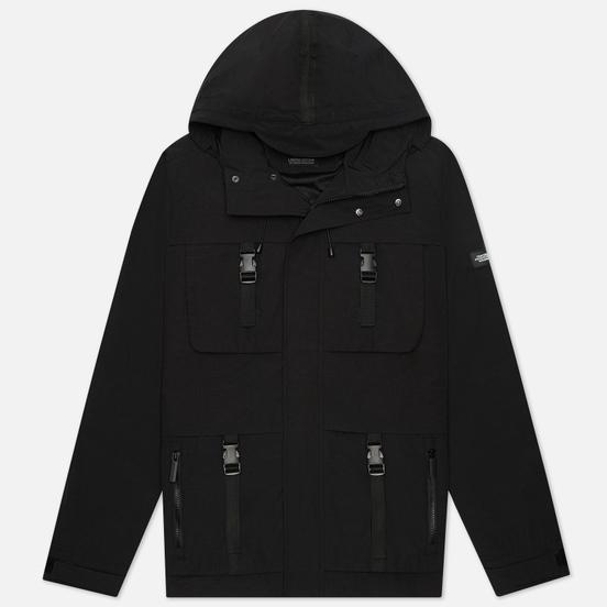 Мужская куртка Peaceful Hooligan Ladderman Black