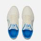 Мужские кроссовки Reebok Classic Leather Grow Chalk/Court Green/Horizon Blue фото - 1