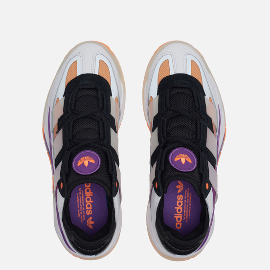 Мужские кроссовки adidas Originals Niteball White/Core Black/Active Purple
