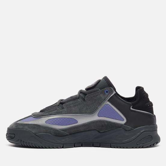 Кроссовки adidas Originals Niteball Carbon/Orbit Violet/Silver Metallic