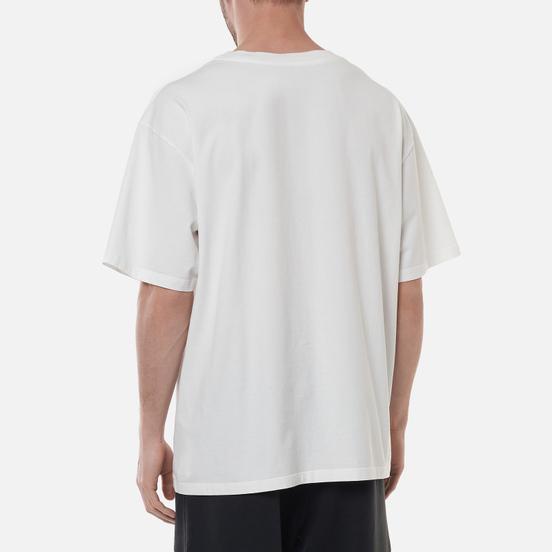 Мужская футболка Maison Margiela Tape Print Oversized Off White