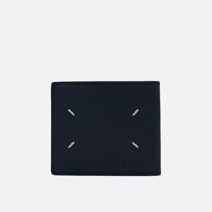 Кошелек Maison Margiela Bifold Wrinkled Leather кошелек obey drexel bifold wallet black