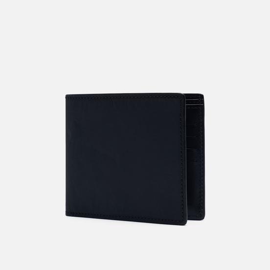 Кошелек Maison Margiela Bifold Wrinkled Leather Black