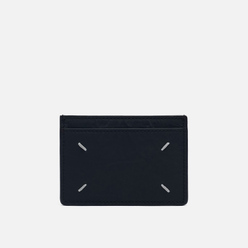 Держатель для карточек Maison Margiela Wrinkled Leather Black
