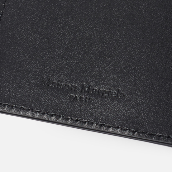 Обложка для паспорта Maison Margiela Signature Stitch Black