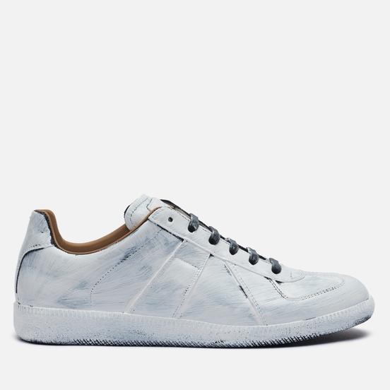 Мужские кроссовки Maison Margiela Replica Correction Black/Glossy White