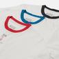 Комплект мужских футболок Maison Margiela Stamp Memory Of 3-Pack White фото - 1