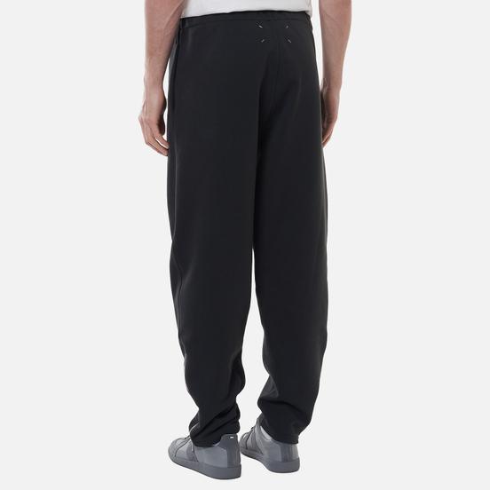 Мужские брюки Maison Margiela Dropped Crotch Jersey Joggers Anthracite